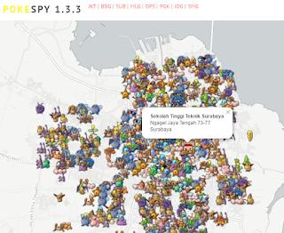 Download Pokemon Spy APK Aplikasi Untuk Menangkap Pokemon