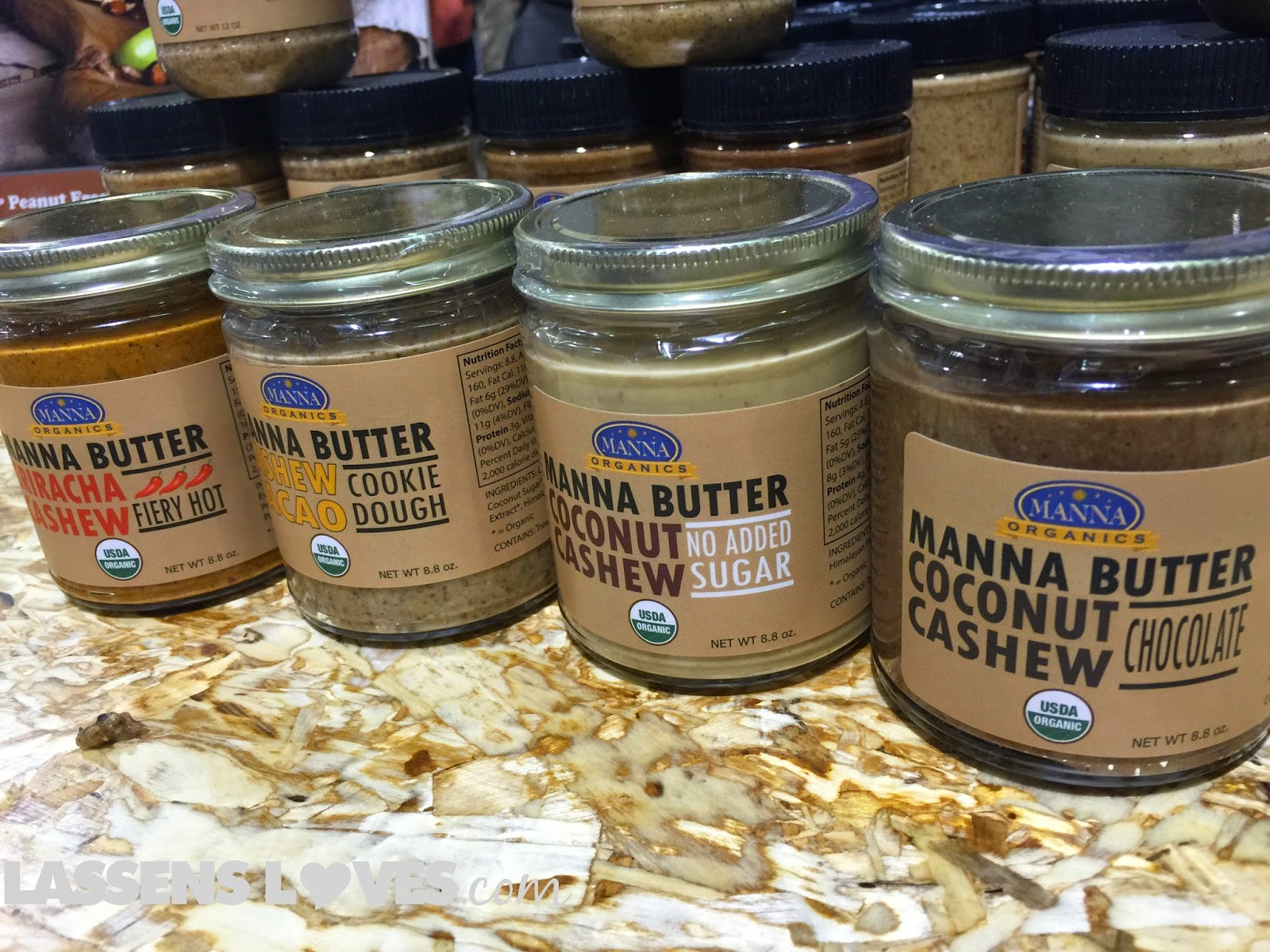 Expo+West+2015, Natural+Foods+Show, New+Natural+Products, manna+organics, nut+butters, nut+butter