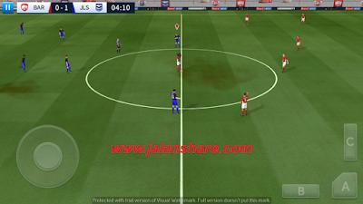 Dream League Soccer 2018 Mod Apk Terbaru