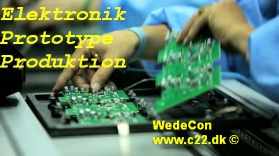 Elektronikproduktion elektronikudvikling produktion elektronik