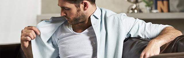 4 Cara Mengatasi Keringat Berlebih Pada Pria