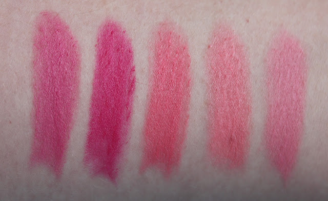 IMG 2585 - Freedom Pink Collection Lipstick