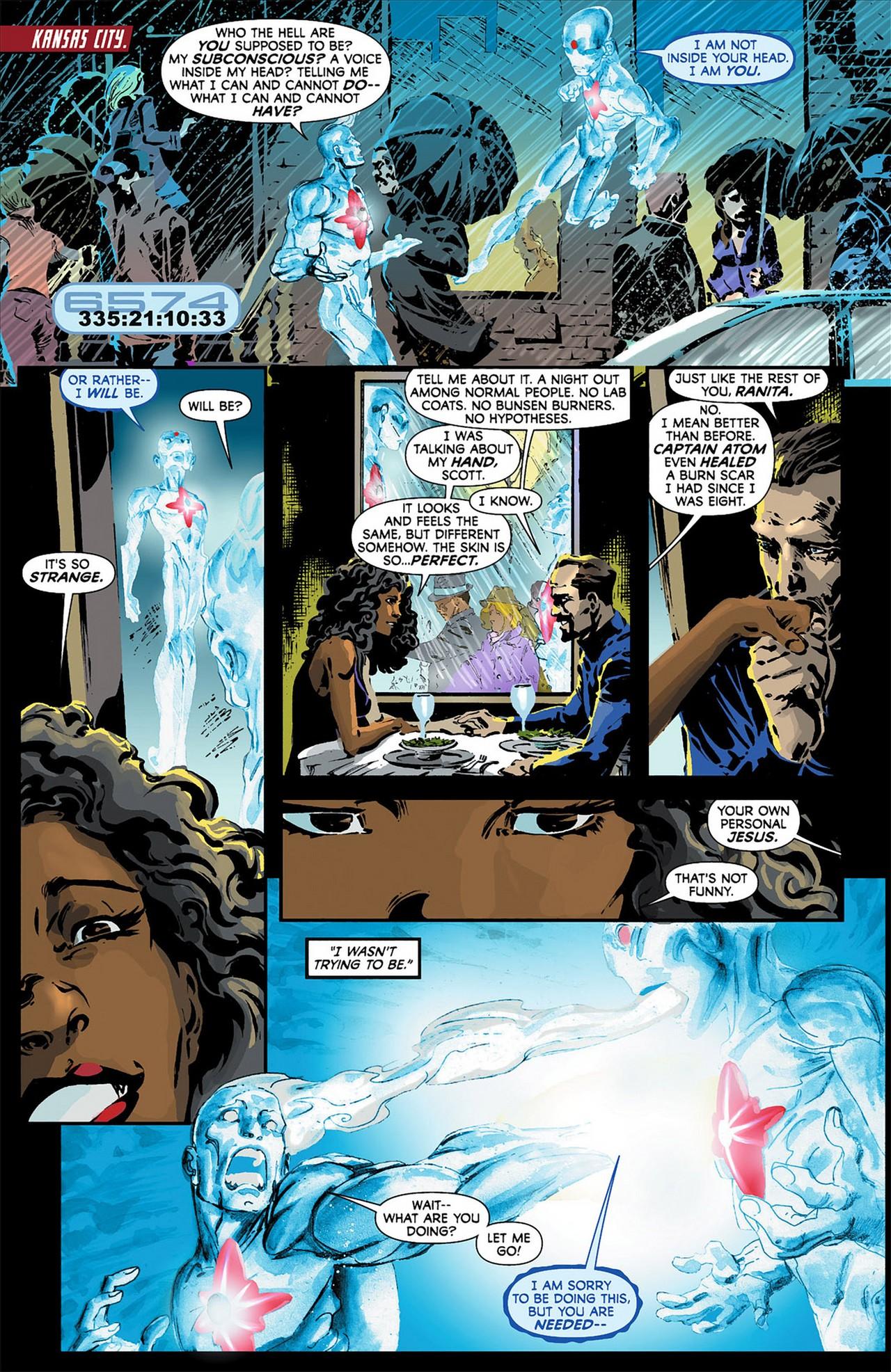 Captain Atom (2011) 8 Page 2