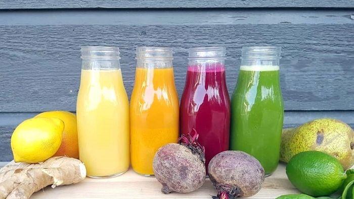 19 Resep jus sehat dari buah dan sayur