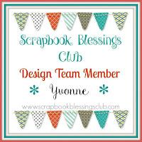 Yvonne S. Morentin - http://www.scrapbookblessingsclub.com/