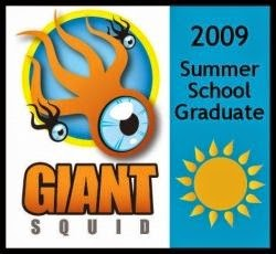 2009 Squidoo Summer School Graduate