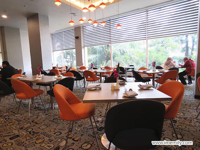 Funtasia restaurant Hotel Bangi-Putrajaya Buffet Ramadhan 2018 Bangi