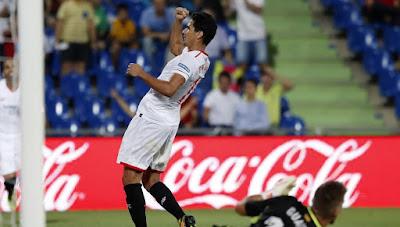 Crónica Getafe CF 0 - Sevilla FC 1