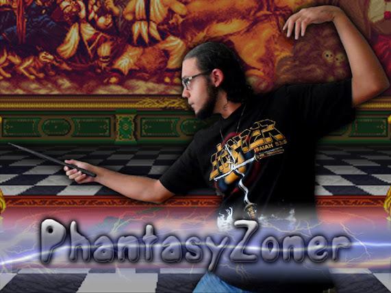 PhantasyZoner's YouTube Channel