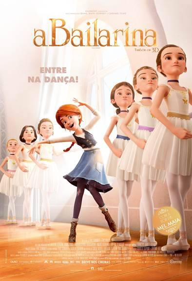 A Bailarina Torrent – BluRay 720p/1080p Dual Áudio (2017)
