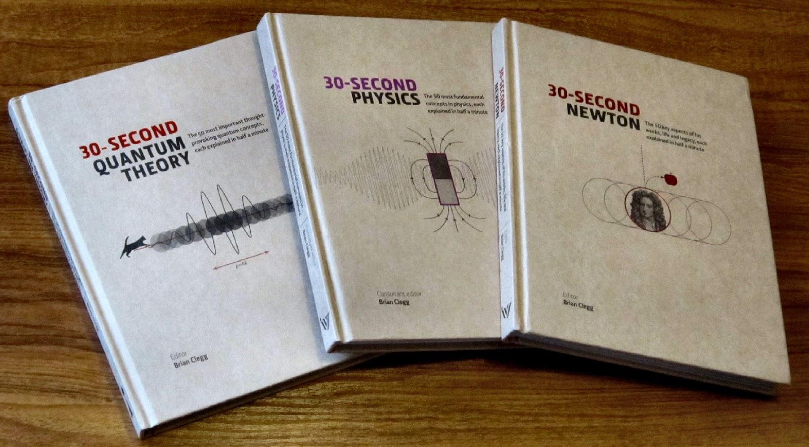 30 Second Books | 30 Second Book Series | Quarto Knows