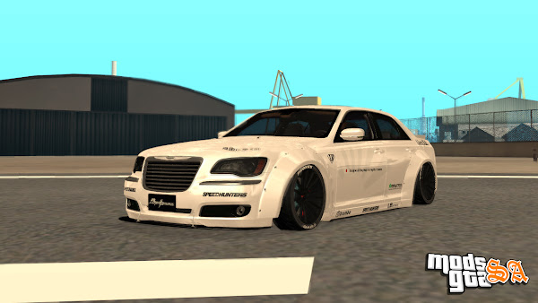 Chrysler 300 SRT8 Liberty Walk LB Performance para GTA San Andreas