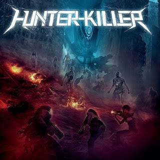 Το ομώνυμο ντεμπούτο των Hunter-Killer