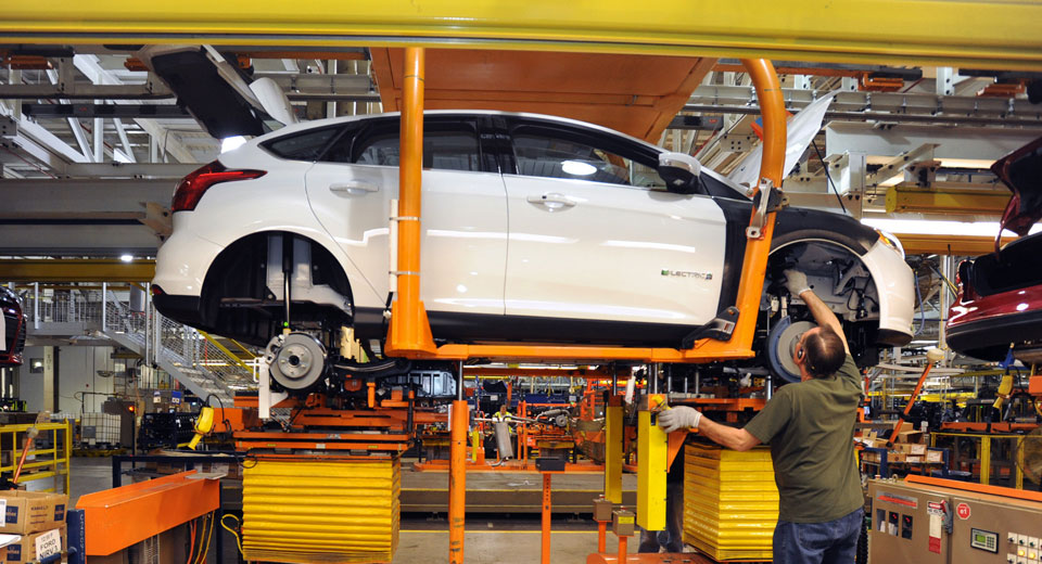 Ford plans to cancel $1.6B Mexico plant