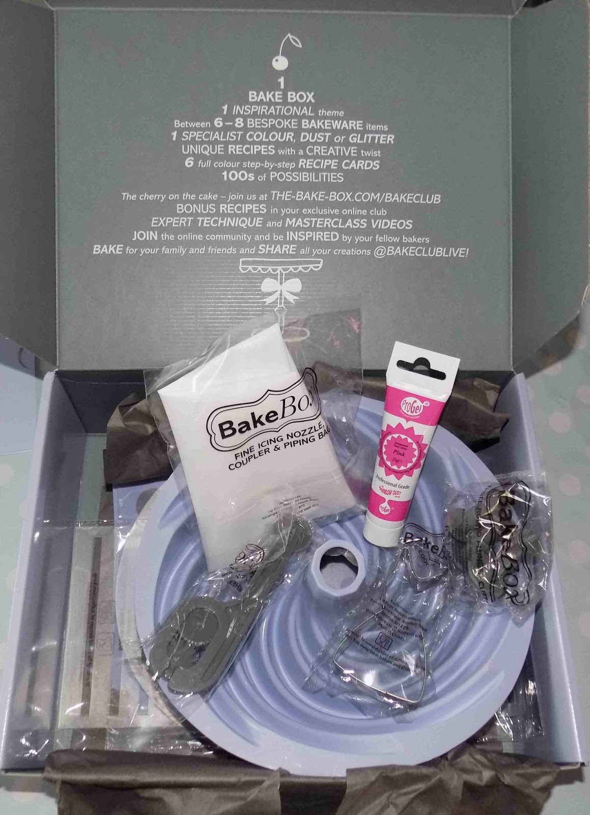 Madhouse Family Reviews: I've been putting Bake Box to the ...