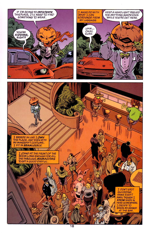 Read online Merv Pumpkinhead, Agent of D.R.E.A.M. comic -  Issue # Full - 19