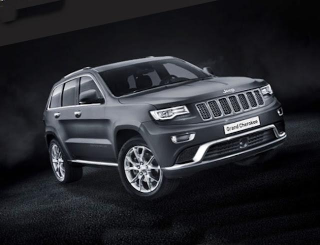 Jeep New Grand Cherokee