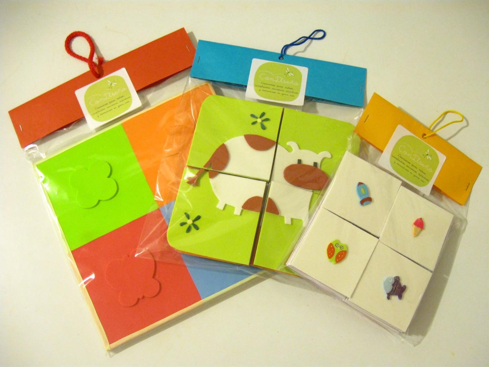 Accesorios Infantiles Con Diseno Juegos Didacticos