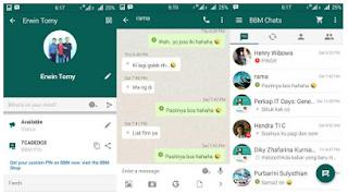 download bbm mod mirip whatsapp v 213