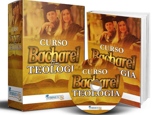 curso de teologia bacharel - Curso de Bacharel em Teologia