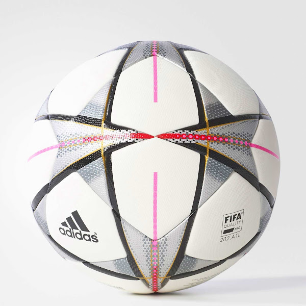 Clunky Awkward heroine  Adidas Finale Milano 2016 Champions League Ball Released - Footy Headlines