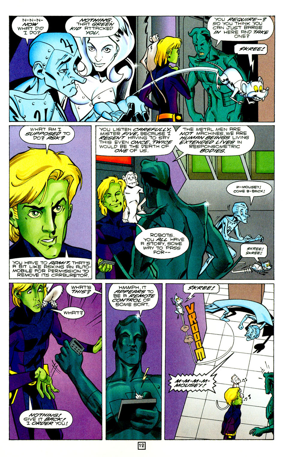 Legion of Super-Heroes (1989) 95 Page 12