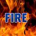 कर्जत मध्ये इलेक्ट्रॉनिक व फर्निचर मॉलला लागलेल्या आगीत ७५ लाखांचे नुकसान.