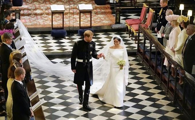 """Принц Хари и Меган Маркъл си казаха """"Да"""""""