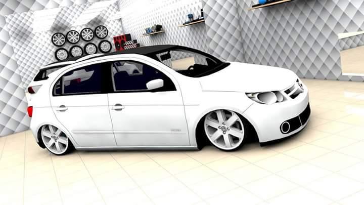 Ekipe Gta Cars 176 ★ Gta Sa Vw Gol G5 Render