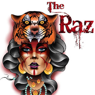 "The Raz - ""No One To Blame"" (lyric video) from the album ""The Raz"""