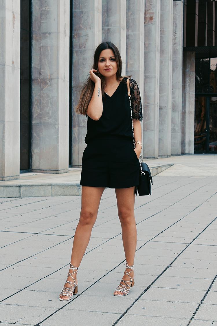 outfit elegante verano