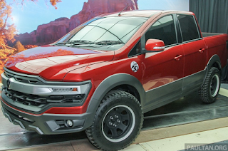 Proton Launches New Four-Wheel Drive Vehicle (4x4)