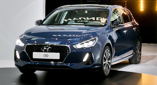Hyundai Starts Production of The All-New 2017 i30 In Europe [w/Video]