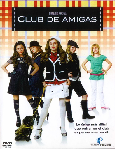 Ver Club de amigas (The Clique) (2008) Online