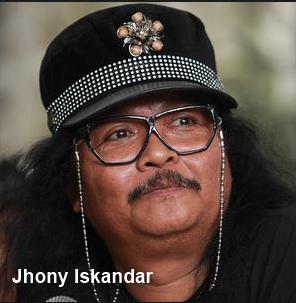 Lagu Jhony Iskanda