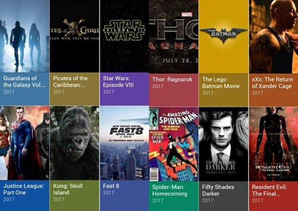 Jadwal Tayang Film Bioskop Terbaru 2017 Lengkap