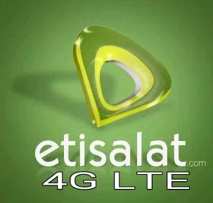 Introducing Etisalat 4G LTE