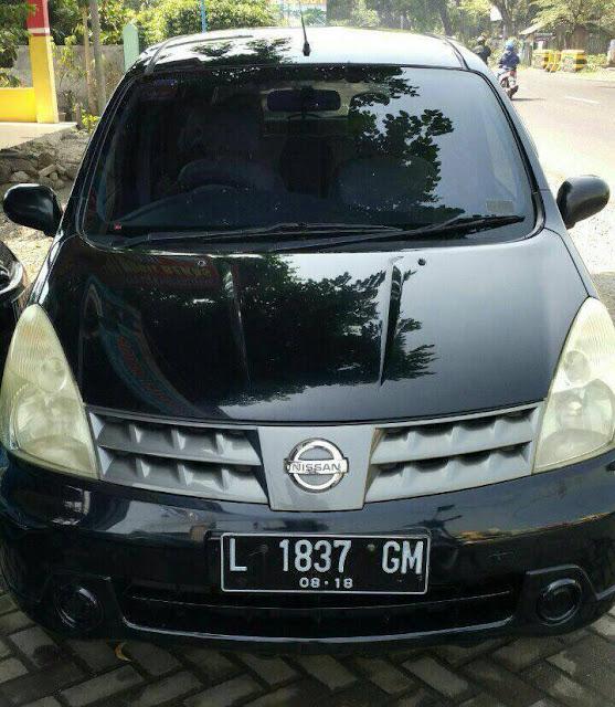 Nissan Grand Livina tahun 2008