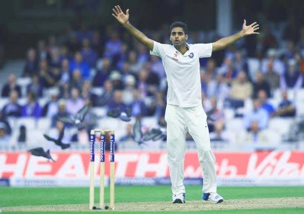 How the absence of Bhuvneshwar Kumar might turn out