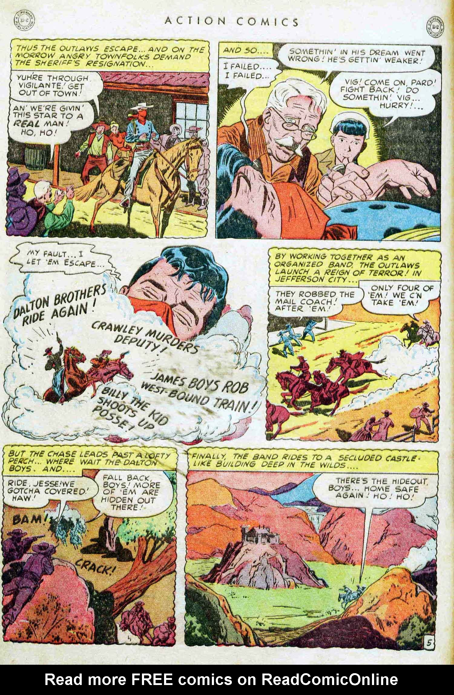 Read online Action Comics (1938) comic -  Issue #129 - 45