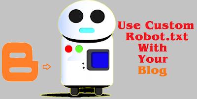 Custom Robots.tx