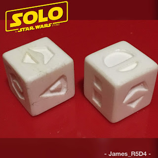 Solo a star wars story - lucky sabacc dice