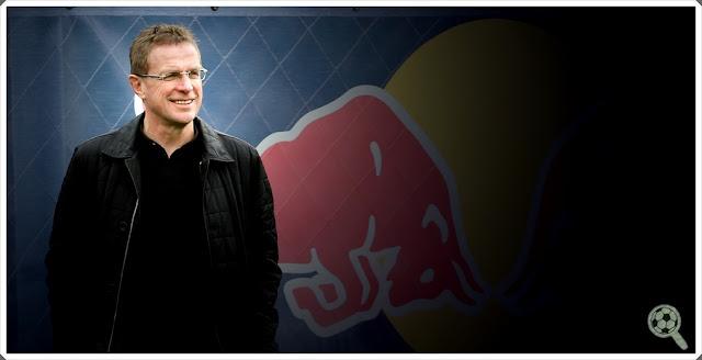 Ralf Ragnick Red Bull Leipzig