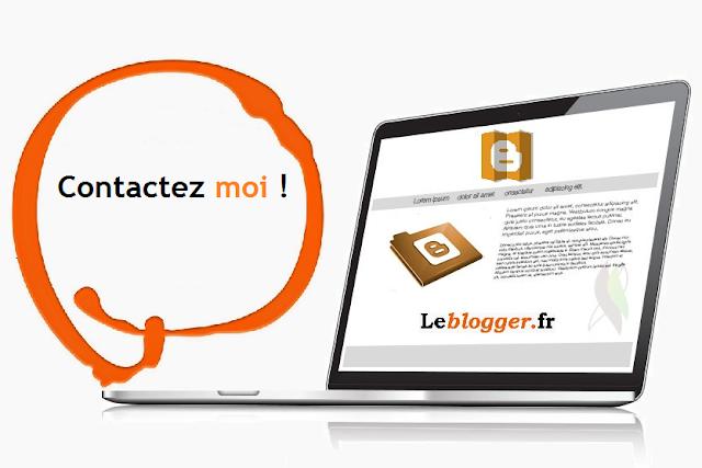 Contactez Moi LeBlogger.fr