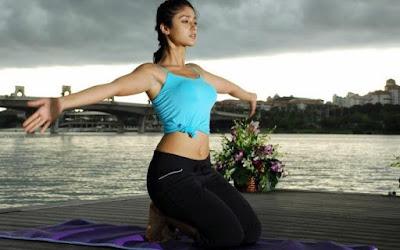 ileana hot yoga