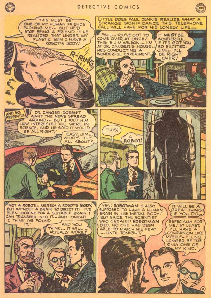 Detective Comics (1937) 153 Page 17