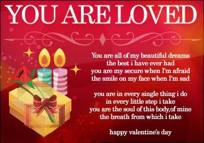25 valentine poems