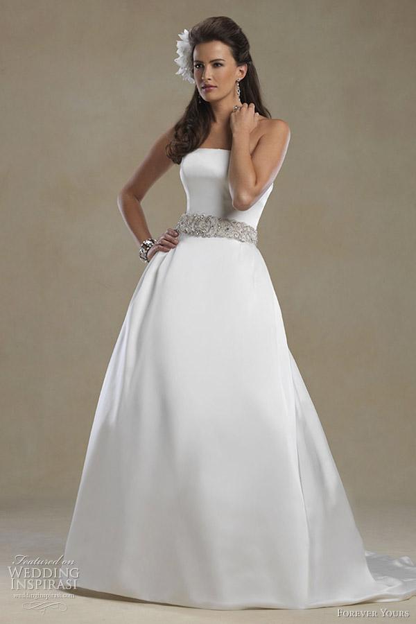 Forever Yours Wedding Dresses   Wedding Rings For Women