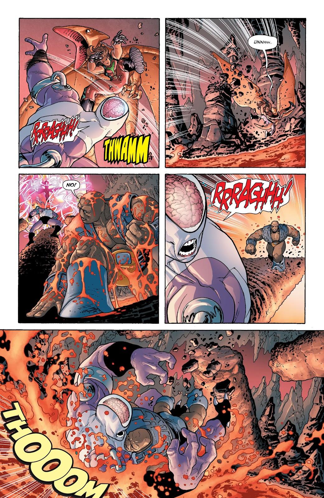 Legion of Super-Heroes (2011) Issue #20 #21 - English 15