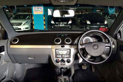 Interior Dashboard Chevrolet Estate